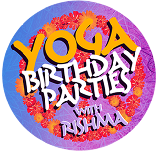 yoga birthday party