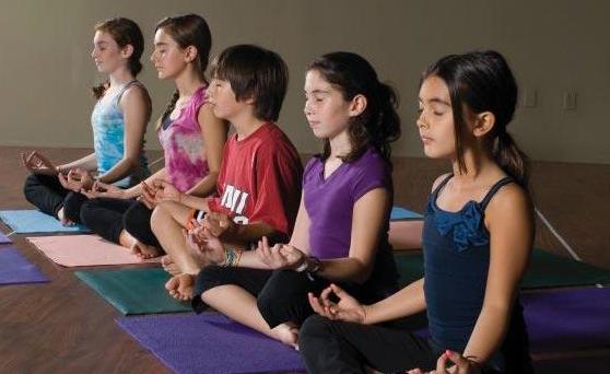 Yoga in Schools Rishma Malik