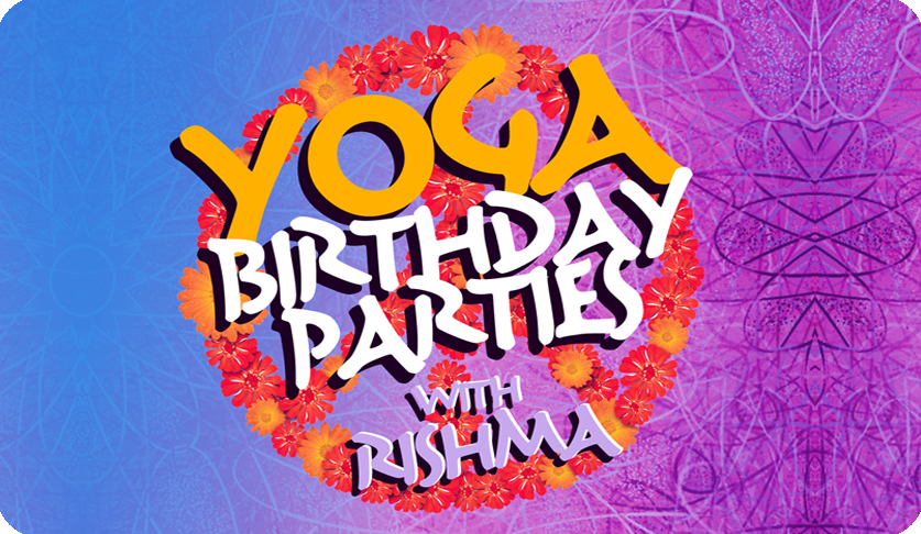 yoga birthday parties